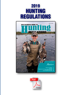 Alberta's Hunting, Fishing and Trapping Regulations